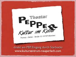 Pepper Theater – München